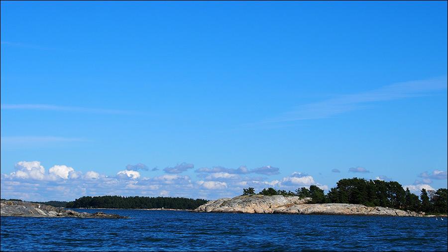 Аландские приключения. Водный поход по островам