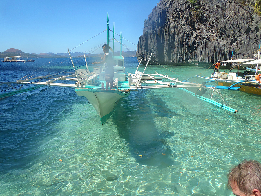 Поход под парусом Филиппины