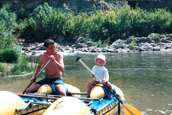 настоящее и будущее водного туризма